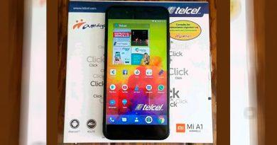 Xiaomi Mi A1 No Vende Telcel