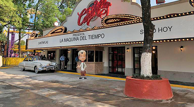Cantinflas Ya Tiene Juego De Realidad Virtual En La Feria De