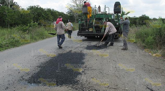 Al Fin Bachean Carretera Estatal Álamo Paso Real