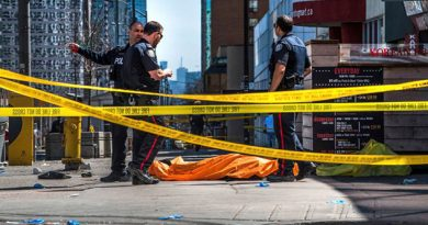 Al Menos 10 Muertos 15 Heridos Atropello Múltiple Toronto
