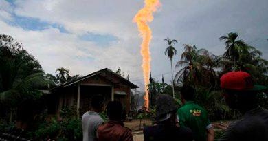 Al Menos 18 Muertos Indonesia Explosión Toma Clandestina
