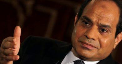 Al Sisi Reelegido Presidente Egipto