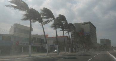Alerta Gris Evento Norte Violento Veracruz