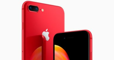 Apple Anuncia iPhone 8 Product RED