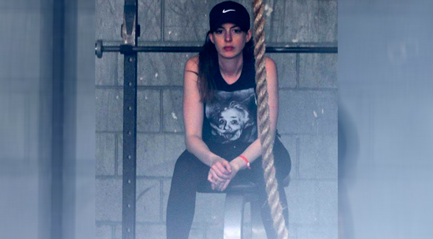 Así Defiende Anne Hathaway Body Shamers Aumento Peso