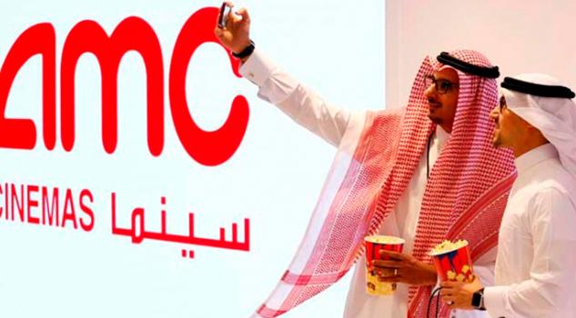 Así Reabrió Cines Arabia Saudita