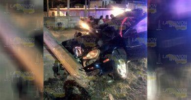 Atroz Accidente Sobre Carretera Tampico Mante