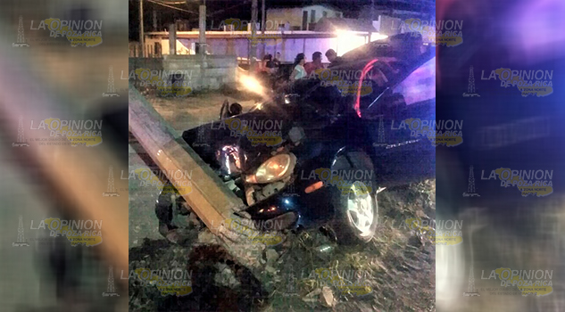 Atroz Accidente Sobre Carretera Tampico Mante