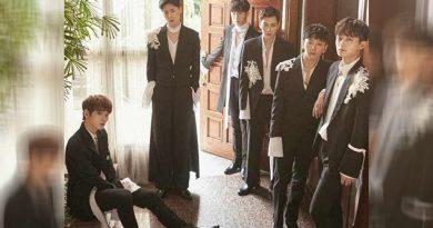 Banda K-Pop JBJ Dice Adiós Fans Canción