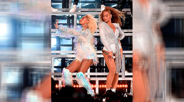 Beyoncé Cae Coachella