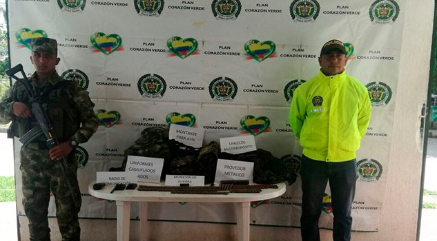 Colombia Captura 57 Integrantes Clan Golfo