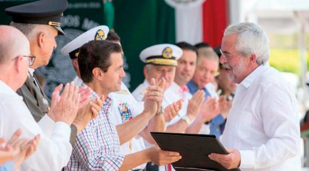 Conago Solidariza EPN