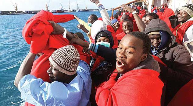 Criminalizan Ayuda Migrantes Mar Mediterráneo