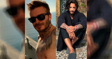 David Beckham Maluma Juntos