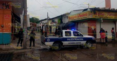 Detonaciones Centro Gutiérrez Zamora