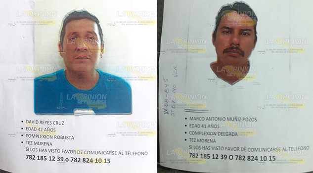 Dos Agentes Ventas Desaparecidos Sierra Totonaca