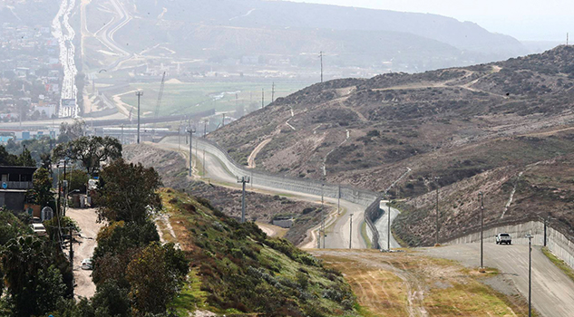 E.U. Inicia Despliegue Guardia Nacional Frontera México