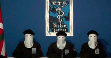 ETA Anunciará Disolución Primer Fin Semana Mayo