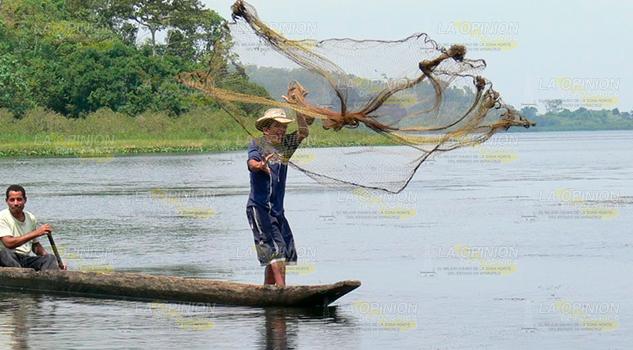 Exigirán Pescadores Ayuda Pese Derrota