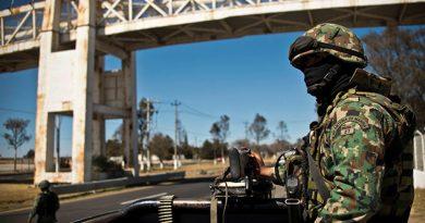 Fiscalía Mexicana Señala Helicóptero Armada Mató Niñas Nuevo Laredo
