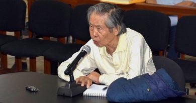 Fiscal de Perú Pide Investigar Fujimori Caso Esterilizaciones Forzadas