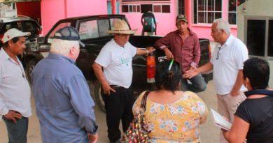 Serán Rehabilitados 100 Kilómetros Caminos Rurales Coatzacoalcos
