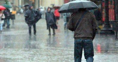 Fuertes Vientos Tormentas Registrará Estos Estados