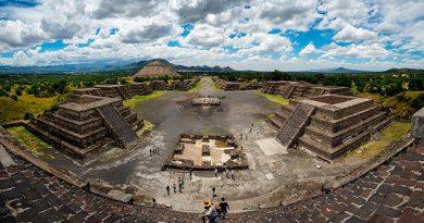 Google Ayudó Digitalizar Chichen Itzá Teotihuacán