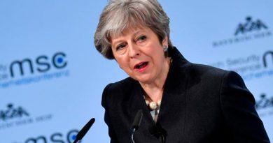 Gran Bretaña Francia Apoyan Trump Ataque Siria