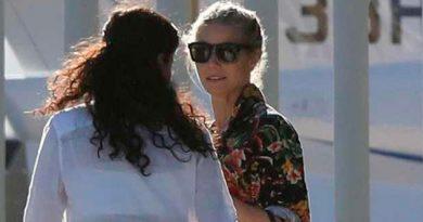 Gwyneth Paltrow Llega México Para Celebrar Despedida Soltera
