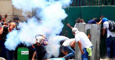 Hasta Momento 3 Muertos Tras Protestas Nicaragua