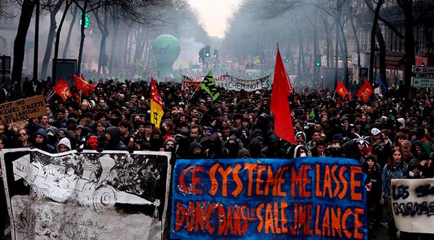 Huelga Ferroviaria Francia Cancela Conexiones España