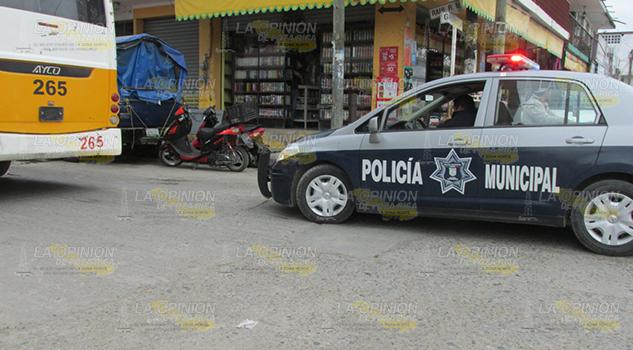 Incertidumbre Policía