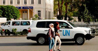 Inspectores OPAQ Ingresan Douma Investigar Ataque Químico
