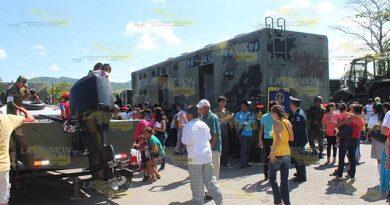 Invitan Paseo Dominical Instalaciones Batallón