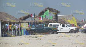 Islotes Tamiahua Bajo Amenaza