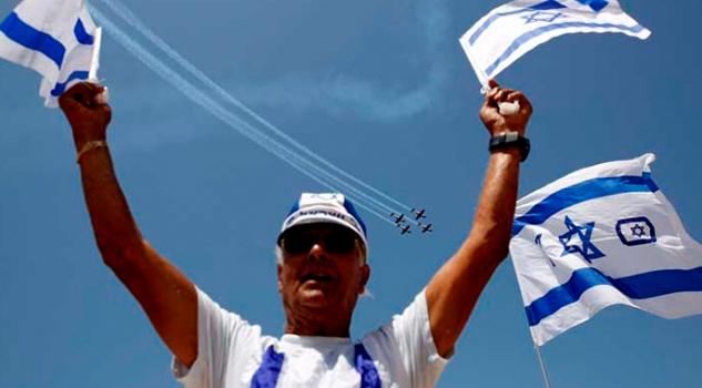 Israel Festeja 70 Aniversario