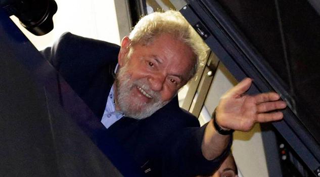 Lula Negocia Justicia Entrega Entrar Cárcel