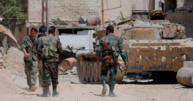 Moscú Damasco Culpan Israel Ataque Contra Base Aérea Siria