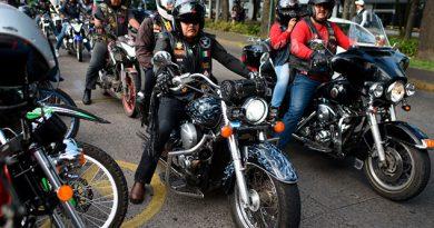 Motociclistas Manifiestan Contra Ley Chaleco Xalapa