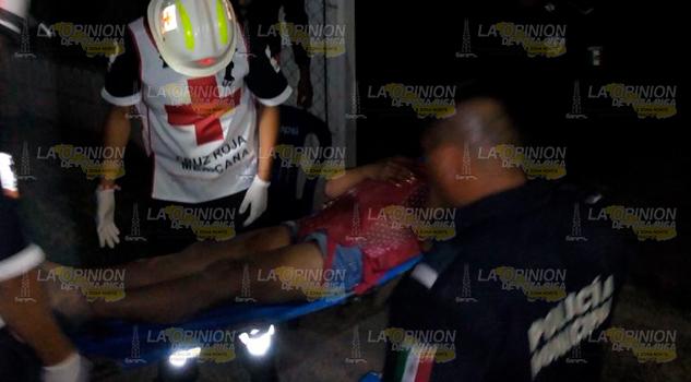 Mujer Recibe Dos Impactos Bala Tuxpan