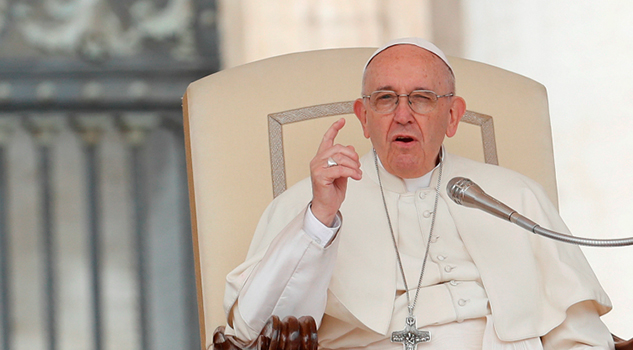 Papa Admite Error Sobre Abusos Chile