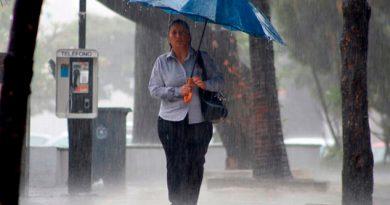 Prevén Lluvias Fuertes Martes Miércoles Veracruz
