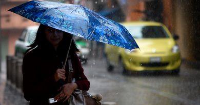 Prevén Lluvias Para Este Jueves Veracruz