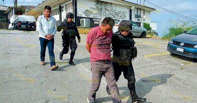 Prisión Preventiva Policías Secuestradores