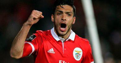 Raúl Jiménez Mantiene Estado Gracia Marca Doblete Benfica