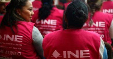 Renuncian 132 Supervisores Electorales Ninguno Inseguridad INE