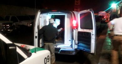Rescatan Migrantes Centroamericanos Orizaba