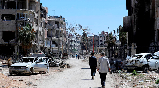 Rusia Siria Entorpecen Acceso Zona Ataque Químico