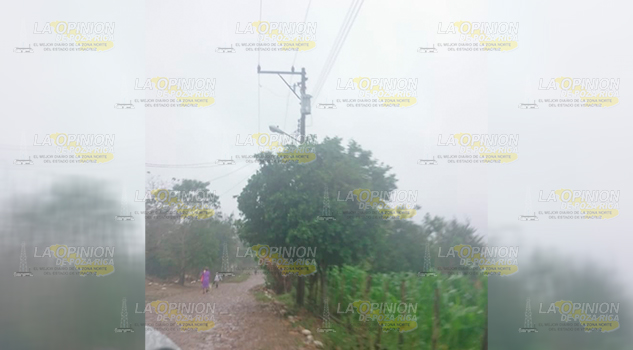 Se Quedaron Electricidad Intensa Lluvia